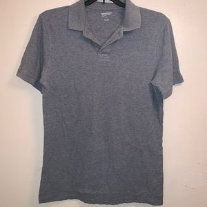 Men's Casual Grey Dress up Shirt
